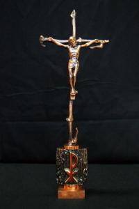 Croce da altare ramata GAL166R