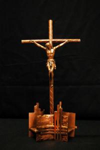 Croce da altare ramata GAL206R