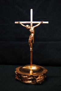 Croce da altare ramata GAL301R
