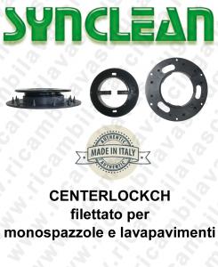 Gewinde CENTER LOCK Für Einscheibenmaschinen und Scheuersaugmaschinen