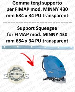 MINNY 430 goma de secadoPAVIMENTO soporte para FIMAP