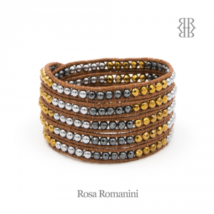 Bracciale wrap MIX