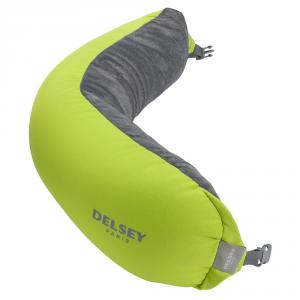 Delsey - Cuscino da viaggio ergonomico multifunzione verde cod. 3904262