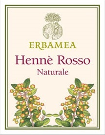 HENNE' NATURALE ROSSO Conf.10 bustine 100 g