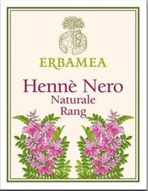 HENNE' NATURALE NERO RANG 1Kg Conf.10 bustine 100 g