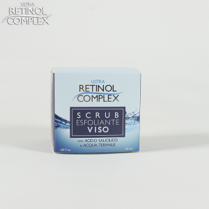 RETINOL COMPLEX- scrub esfoliante viso