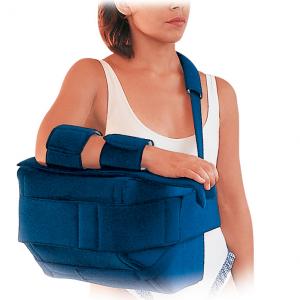 Eureverse shoulder brace for shoulder abduction