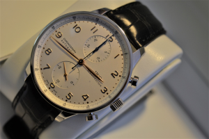 IWC Portuguese Wrist Watch