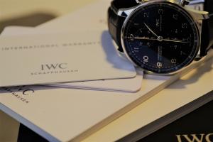 Orologio IWC Portuguese Chronograph