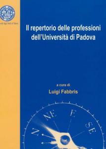 Repertorio delle professioni dell´Università di Padova