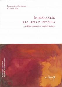 Introduccion a la lengua espanola