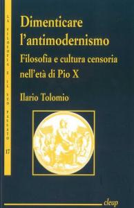 Dimenticare l'antimodernismo