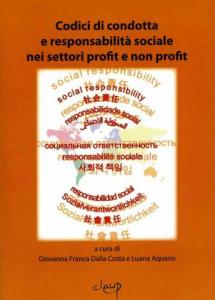 Codici di condotta e responsabilità sociale nei settori profit e non profit
