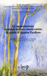 La rappresentazione tra mondo interno e mondo esterno. In ricordo di Agostino Racalbuto
