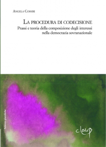 La procedura di codecisione