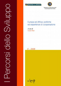 Europa ed Africa: politiche ed esperienze in cooperazione