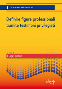 Definire figure professionali tramite testimoni privilegiati