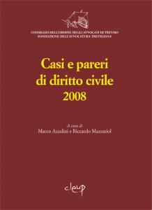 Casi e pareri di diritto civile 2008