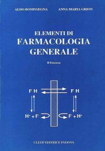 Elementi di farmacologia generale - II edizione