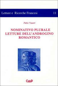 Nominativo plurale letture dell´androgino romantico (N.11)
