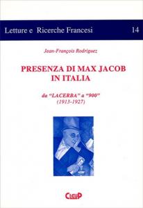 Presenza di Max Jacob in Italia
