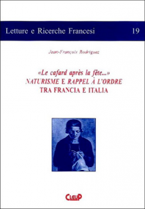 Naturisme e rappel à l'ordre tra Francia e Italia