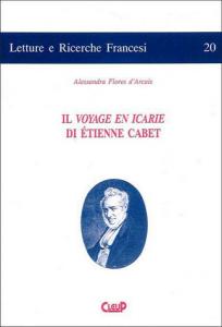 Il voyage en Icaire di Etienne Cabet