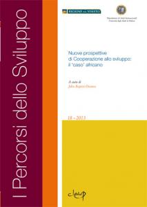Nuove prospettive di Cooperazione allo sviluppo: il 'caso' africano