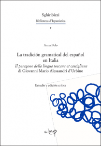 La tradición gramatical del español en Italia
