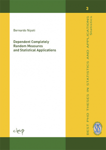 Dependent Completely Random Measures and Statistical Applications