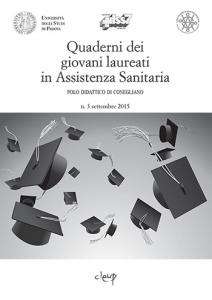 Quaderni dei giovani laureati in Assistenza Sanitaria N. 3