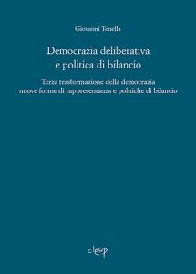 Democrazia deliberativa e politica di bilancio