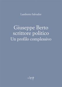 Giuseppe Berto scrittore politico