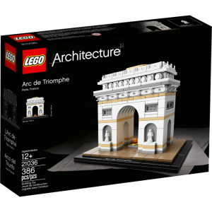 LEGO ARCHITECTURE ARCO DI TRIONFO 21036