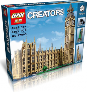 LEGO COLLEZIONISMO BIG BEN 10253