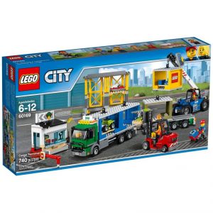 LEGO CITY TERMINAL MERCI 60169