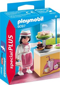 PLAYMOBIL PASTICCERA 9097