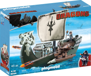 PLAYMOBIL NAVE DI DRAGO 9244