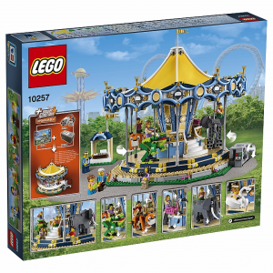 LEGO CAROUSEL - GIOSTRA 10257