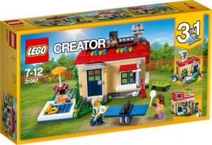 LEGO CREATOR VACANZA IN PISCINA MODULABILE 31067