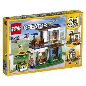 LEGO CREATOR CASA MODERNA MODULABILE 31068