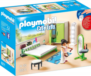 PLAYMOBIL CAMERA DA LETTO 9271