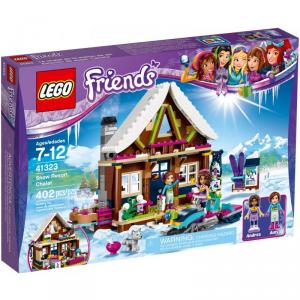 LEGO FRIENDS LO CHALET DEL VILLAGGIO INVERNALE 41323