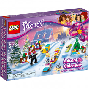 LEGO FRIENDS CALENDARIO AVVENTO FRIENDS 41326