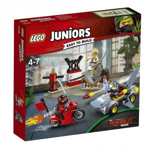 LEGO L'ATTACCO DELLO SQUALO 10739