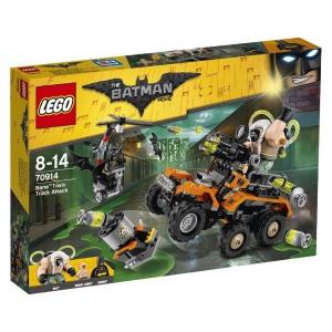 LEGO THE BATMAN MOVIE L'ATTACCO TOSSICO DI BANE 70914