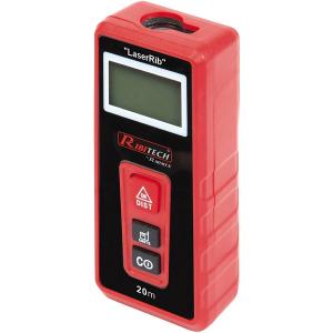Metro laser a batterie 20 m