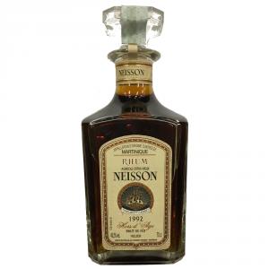 Neisson - Rum Hors D'Age Brut De Fut 1992 AOC