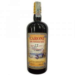 Caroni - Rum 15 YO Extra Strong