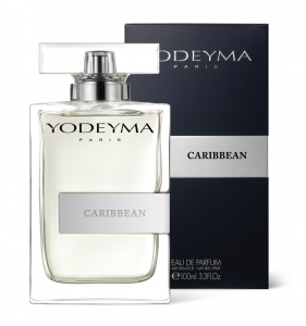 Yodeyma CARIBBEAN Eau de Parfum 100ml Profumo Uomo